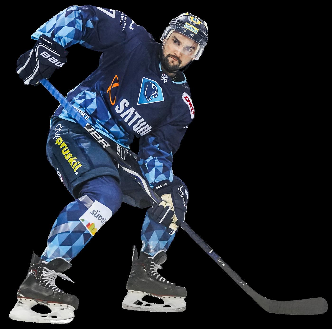 ERC Ingolstadt Eishockeyspieler